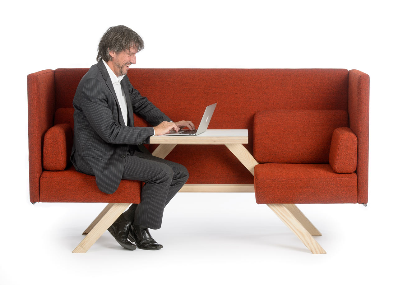 Seating That Can Be Used for Sharing, Chilling or Hiding