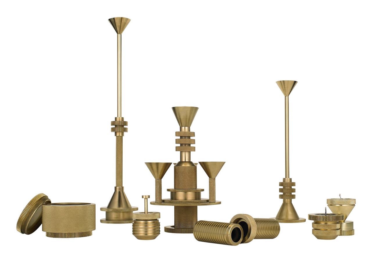 Tom Dixon's 2014 Accessories Collection