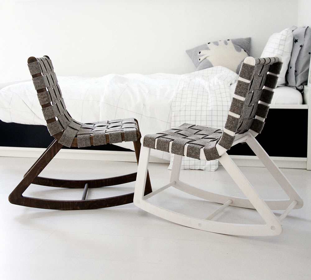 Modern Rock: AMM Childrenu0027s Rocking Chair ...