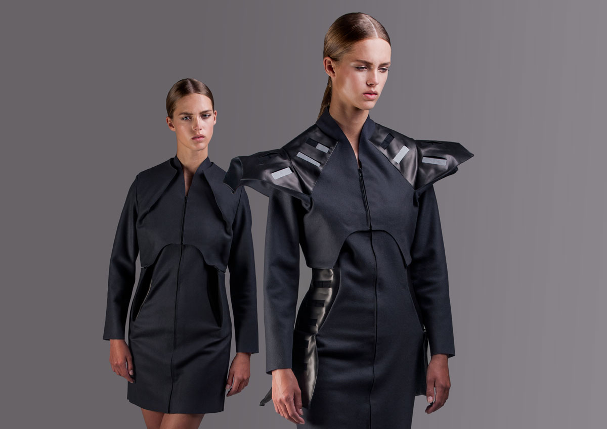 Wearable Solar Coat