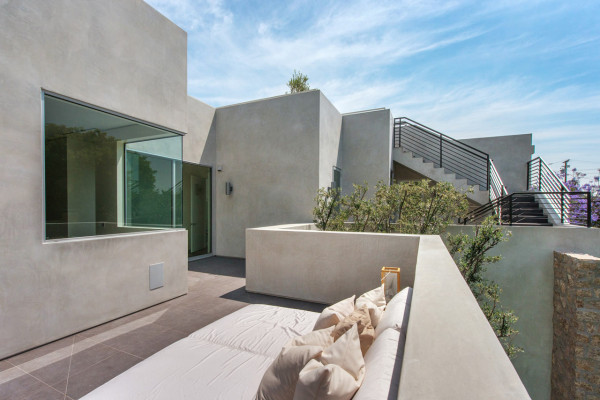 A West Hollywood Retreat by Amit Apel Design Inc. in main architecture  Category