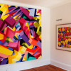 adam-daily-acrylic-painting-installation-1
