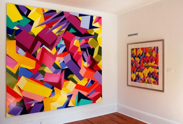 adam-daily-acrylic-painting-installation-1