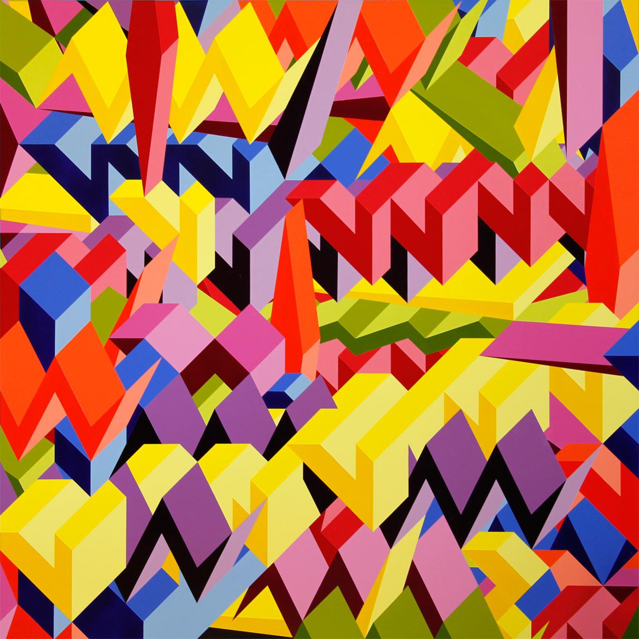 adam-daily-urban-street-painting-M6-2013-48X48