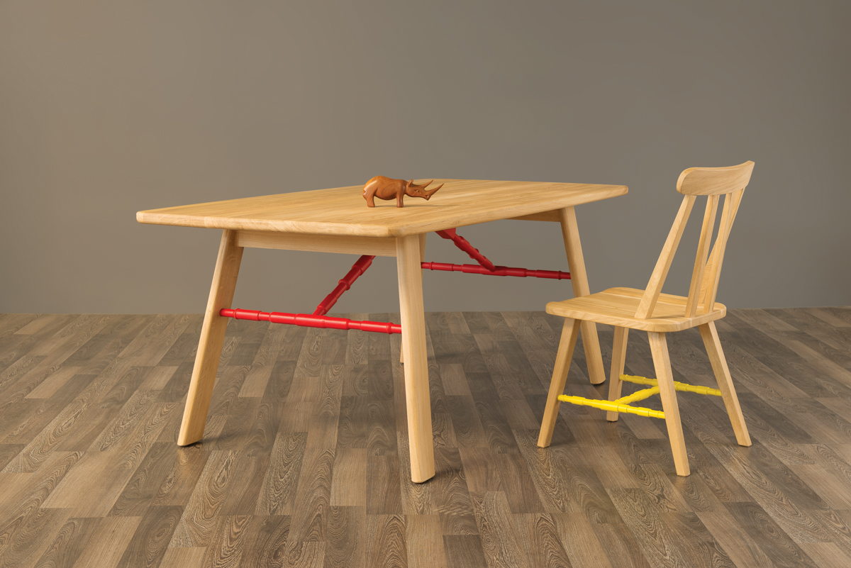 An Inaugural Furniture Collection Designed by Leonhard Pfeifer