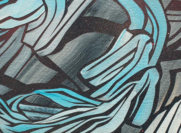 Depths of the Inner Self, 2013 (detail)