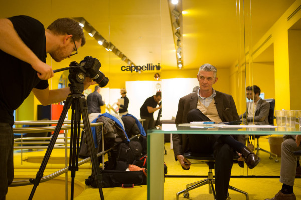 Watch: Design Milk Talks to Giulio Cappellini [VIDEO] in main home furnishings  Category
