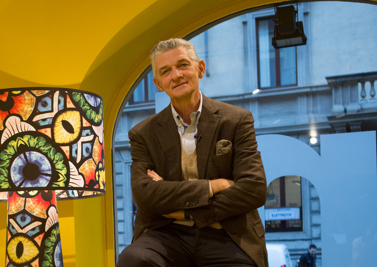 Watch: Design Milk Talks to Giulio Cappellini [VIDEO]