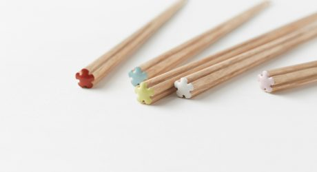 Creative Modern Chopsticks Designs by Nendo