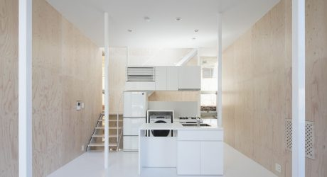 House SH by Coelacanth and Associates