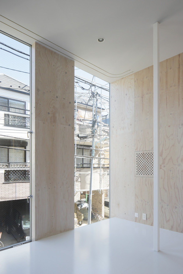 House SH by Coelacanth and Associates in main architecture  Category