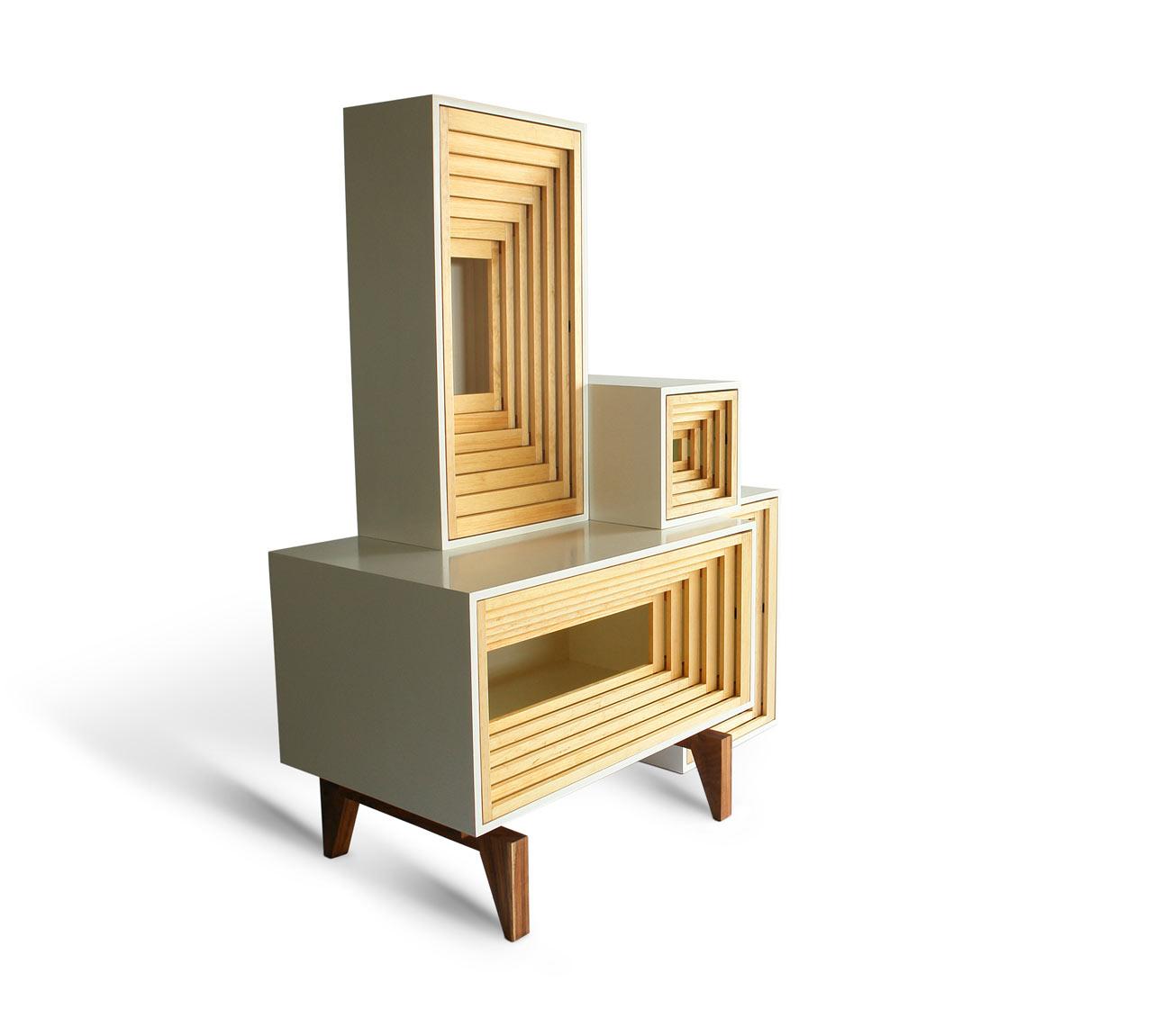 Furniture Design by Arquiteknia