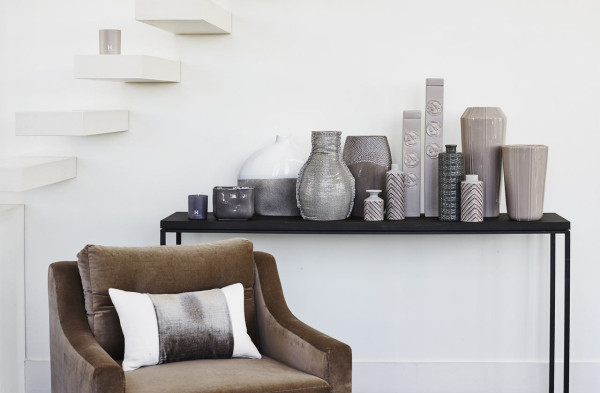 "Vases, or, as Kelly calls them: ""home jewelry"""
