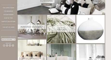 Kelly Hoppen Launches E-Commerce Site