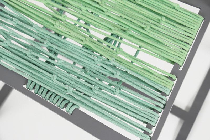 Net Chair by Merkled