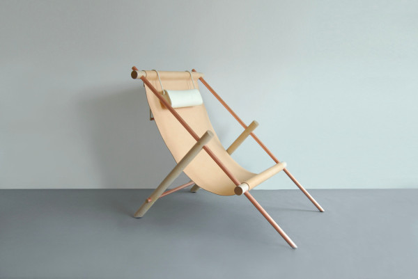 Ovis Lounge Chair by Ladies & Gentlemen in main home furnishings  Category