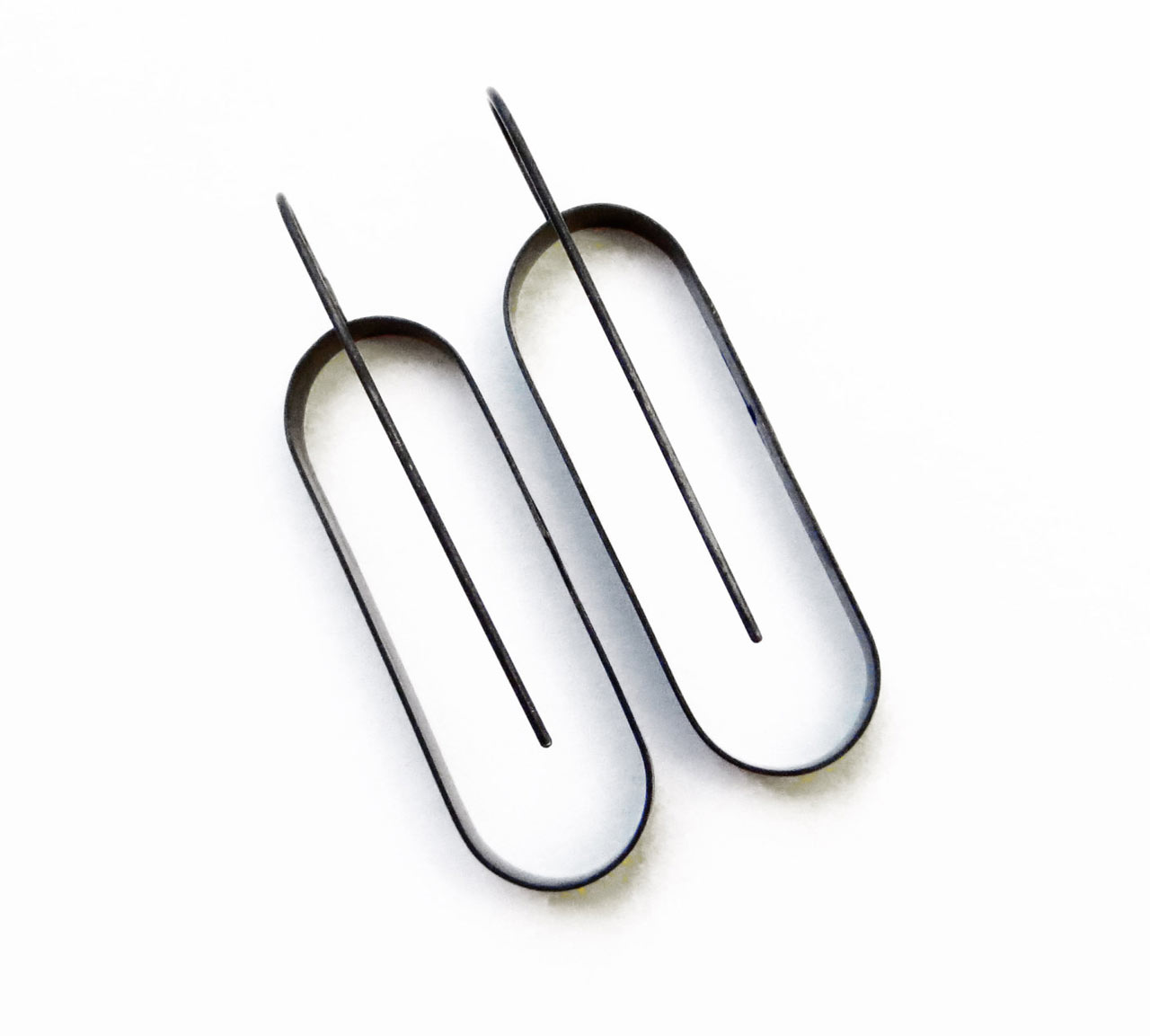 silver-ovoid-drop-earrings