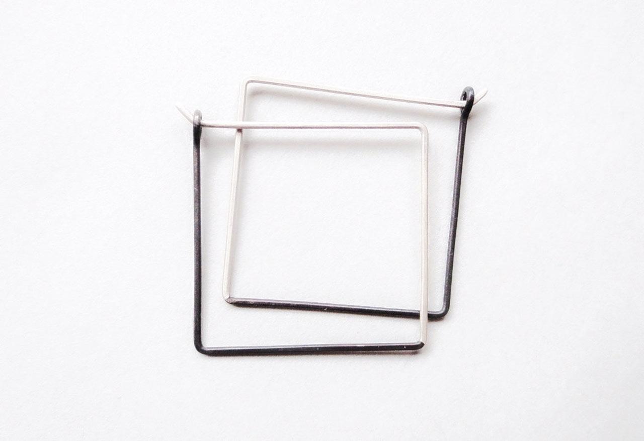 square-earrings