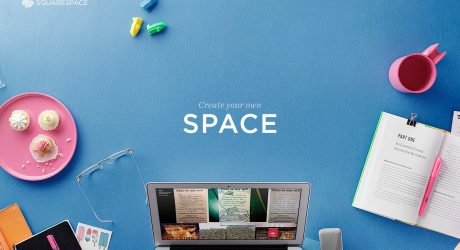 Squarespace One-Year Subscription Giveaway
