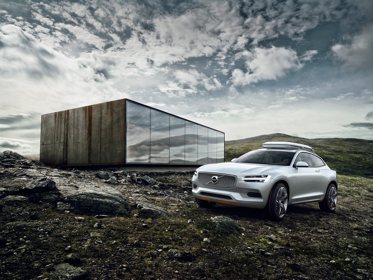 A First Look At Volvo S New Concept Xc Coupe Design Milk