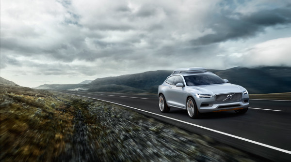 A First Look at Volvos New Concept XC Coupe in technology main  Category