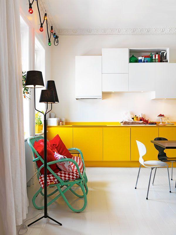 11 Rooms with Sunshine-y Bright Spots - Design Milk