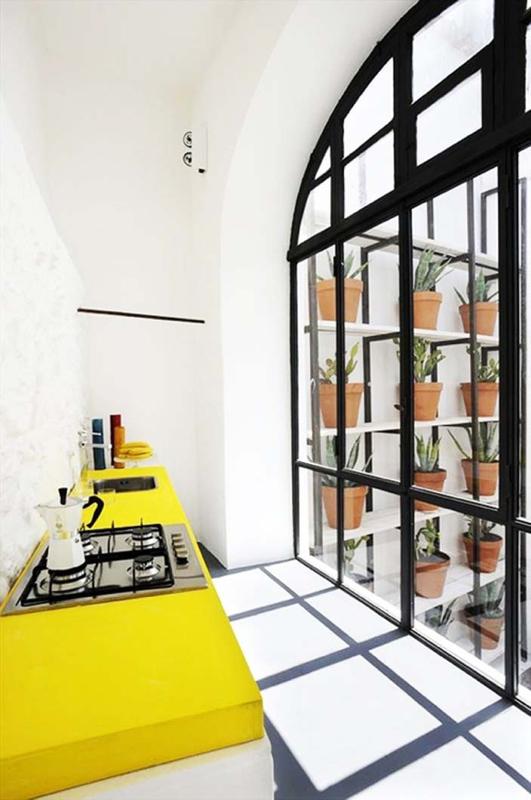yellow-countertop