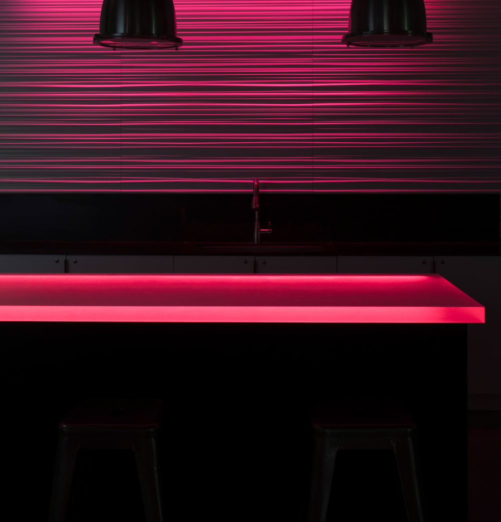 RGB Lighting Technology from 3form