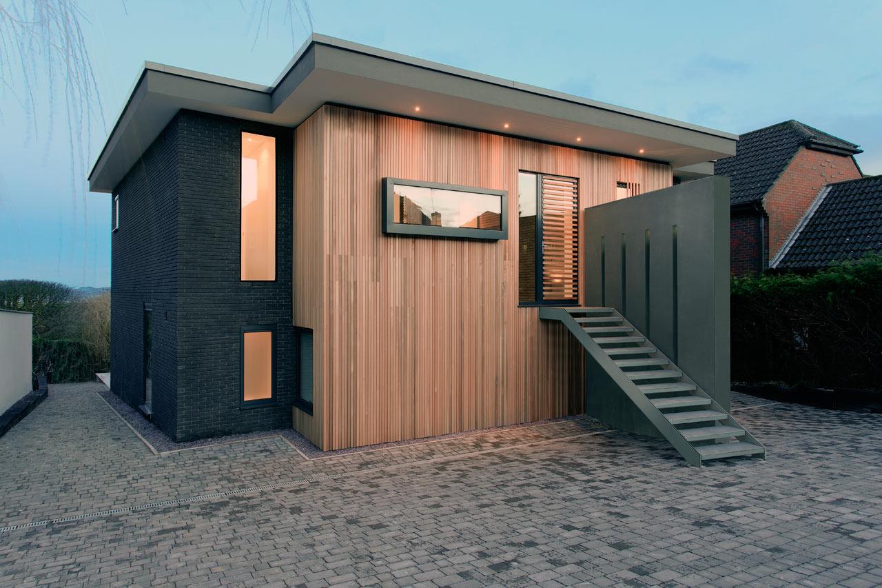 4 Views House by AR Design Studio