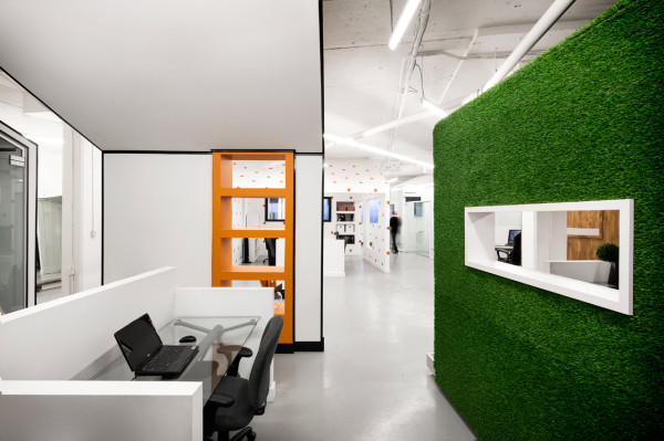 A PR Agency With a Super Creative Office Space in interior design Category