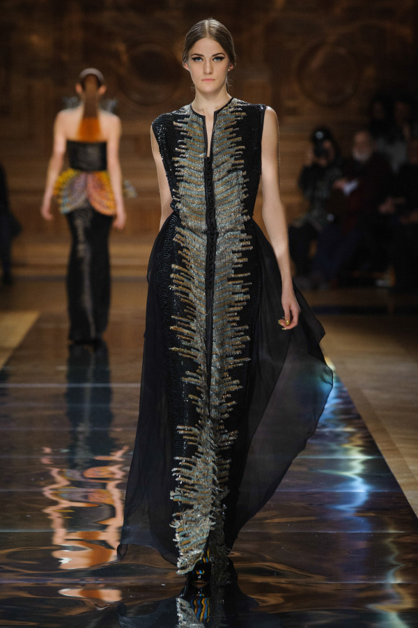Oscar Carvallo SS 2014 Couture Collection in style fashion main  Category