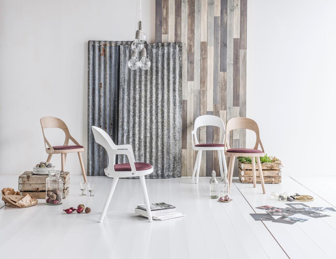 Colibri Chair by Markus Johansson for HansK
