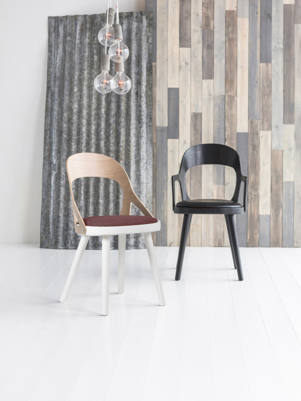 Dining Chair dining chair Colibri Chair: The Impeccable Nordic Dining Chair Colibri Chair Markus Johansson HansK 2