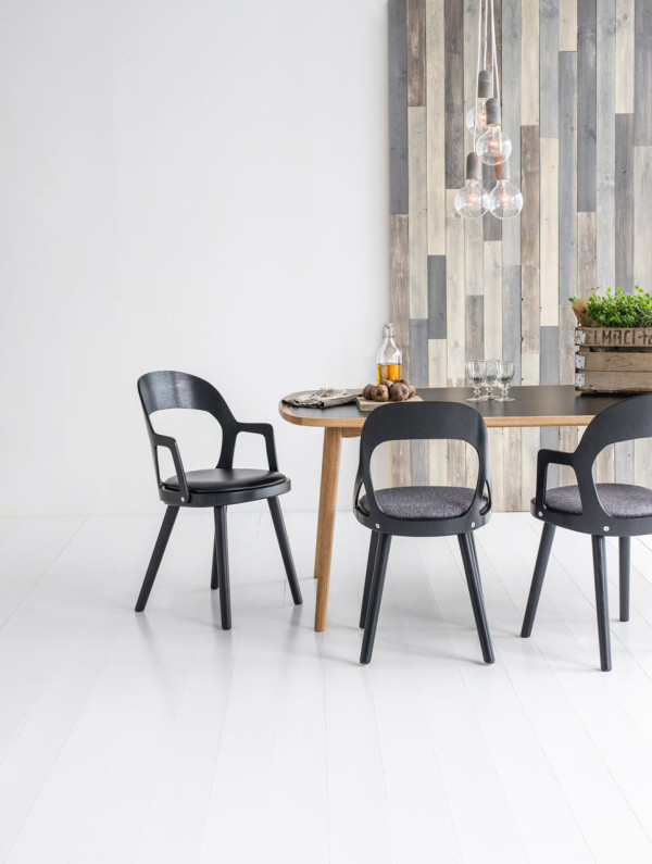 Dining Chair dining chair Colibri Chair: The Impeccable Nordic Dining Chair Colibri Chair Markus Johansson HansK 4