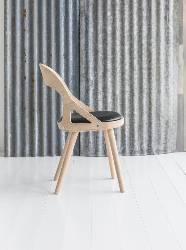 Dining Chair dining chair Colibri Chair: The Impeccable Nordic Dining Chair Colibri Chair Markus Johansson HansK 5