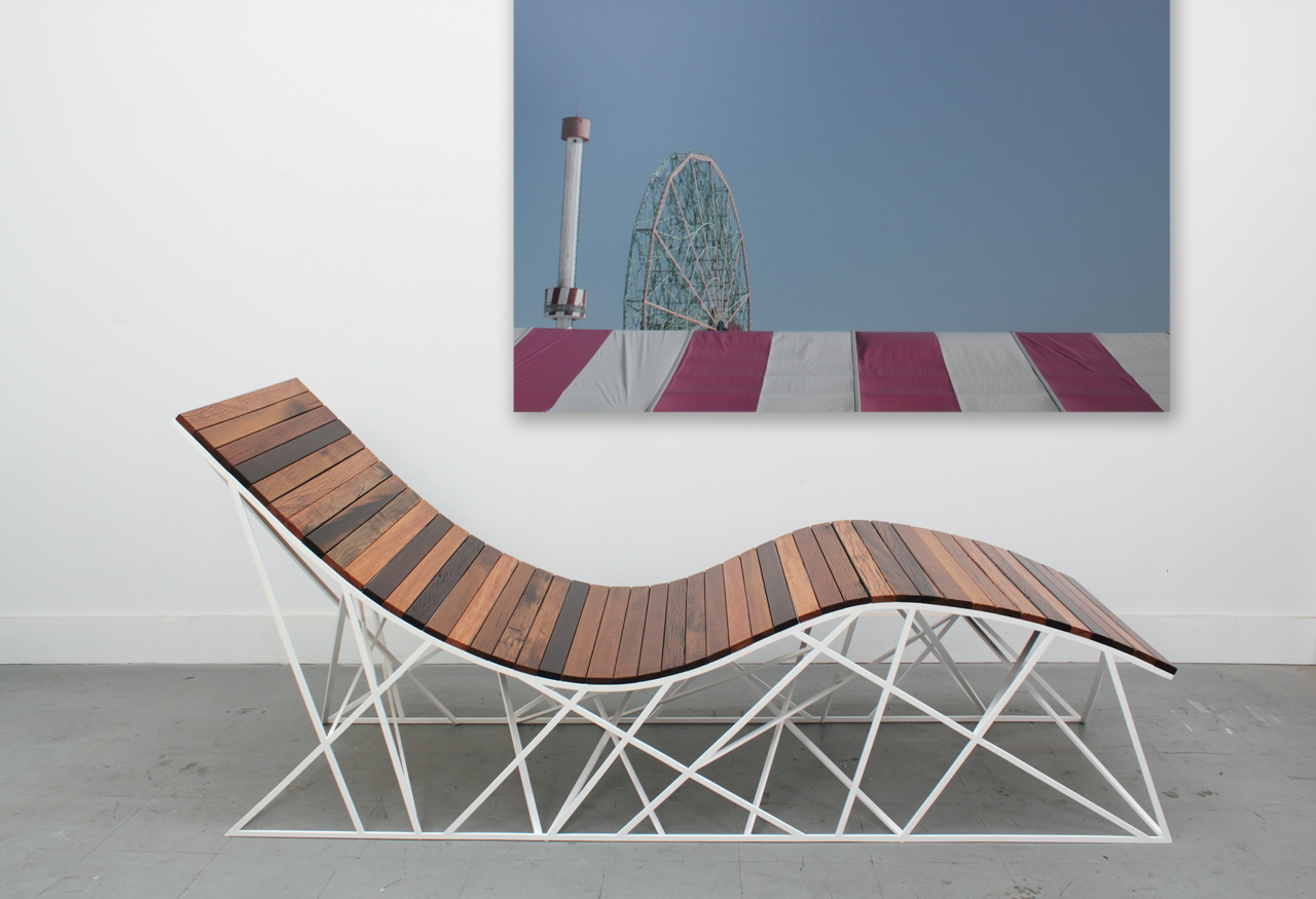 Cyclone Lounger by Uhuru