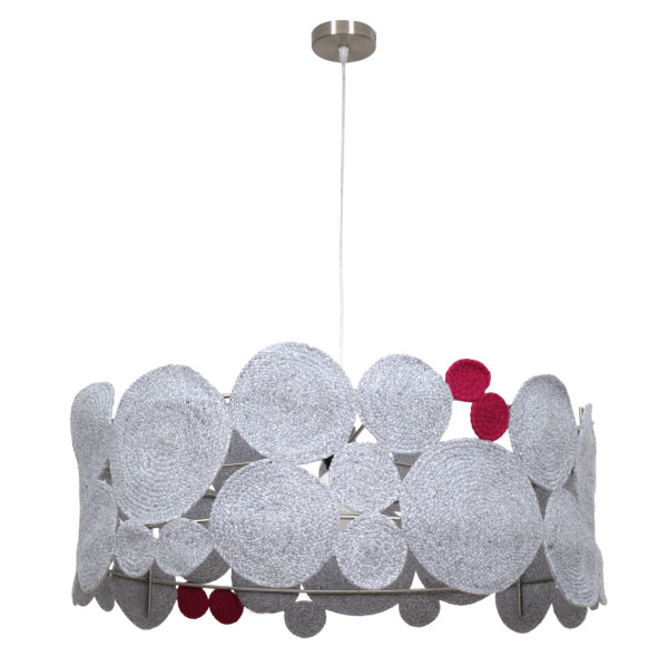 Waterlily Suspension Lamp