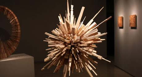 How It's Made: McNabb's City Sphere from Scrap Wood