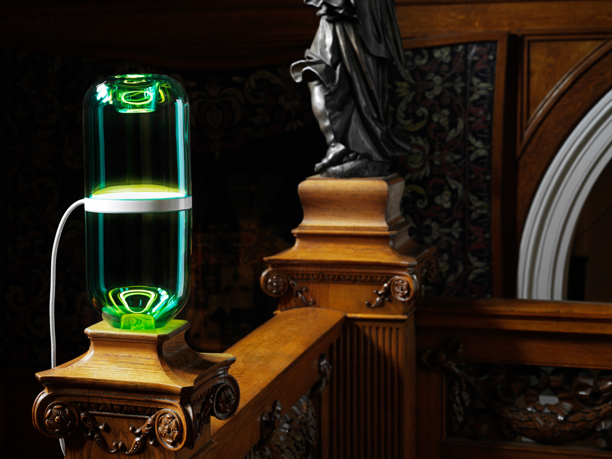 The Demi Lamp by Mattias Stenberg