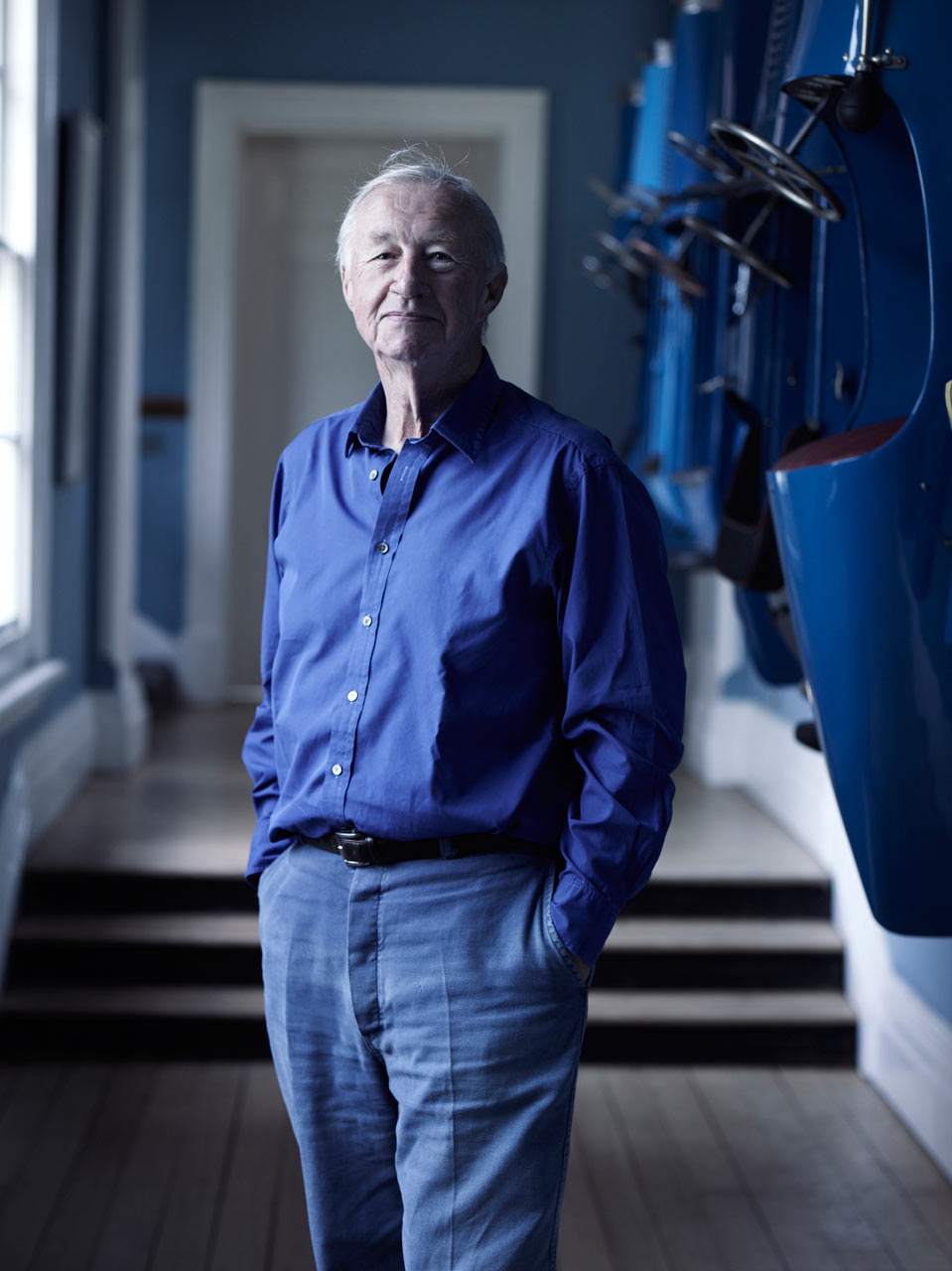 Friday Five with Sir Terence Conran