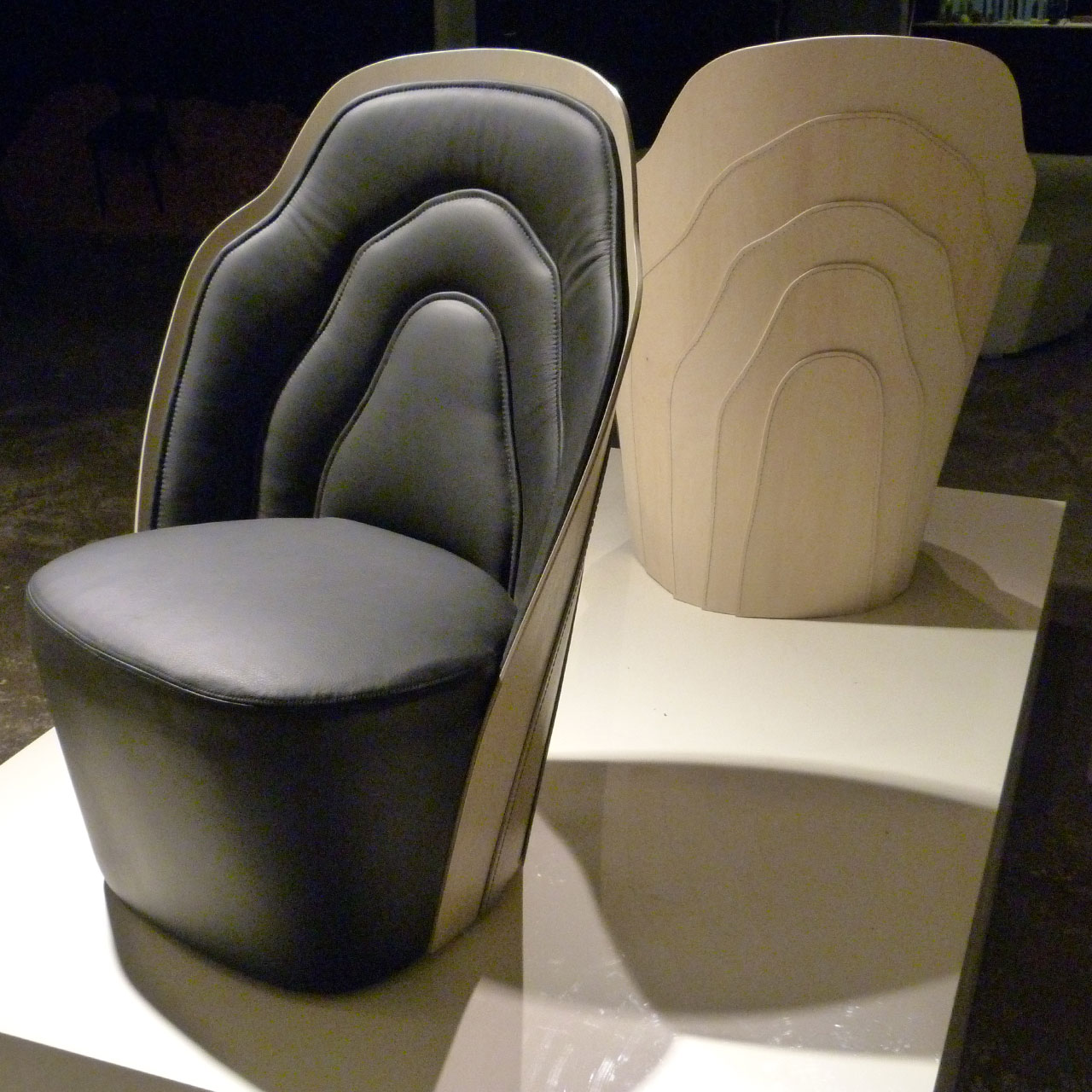 Wood Tailoring at Stockholm Design Week 2014