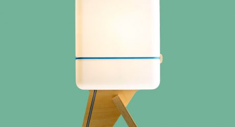A Simple Table Lamp Named Henk