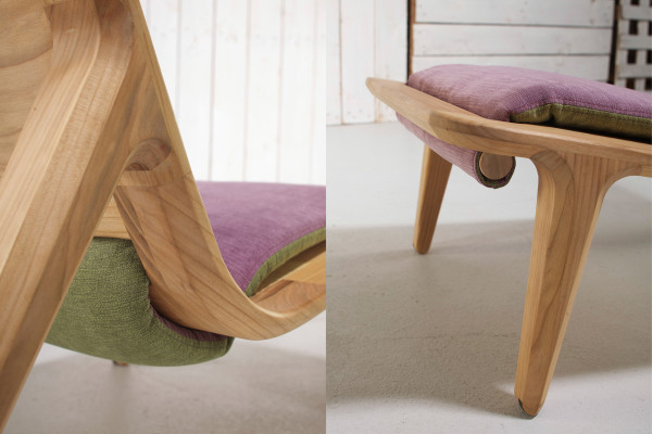 Armada & LayAir Armchairs from Hookl und Stool in main home furnishings  Category