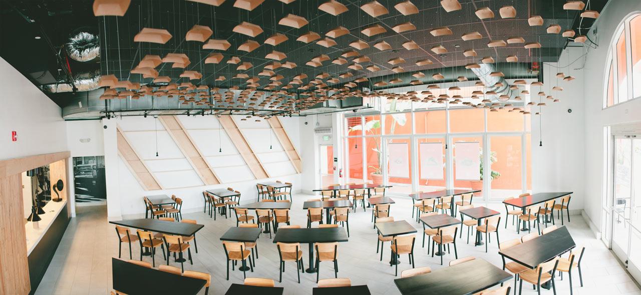 Image result for restaurant ceiling
