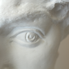 Bust of David, 2012 (detail)