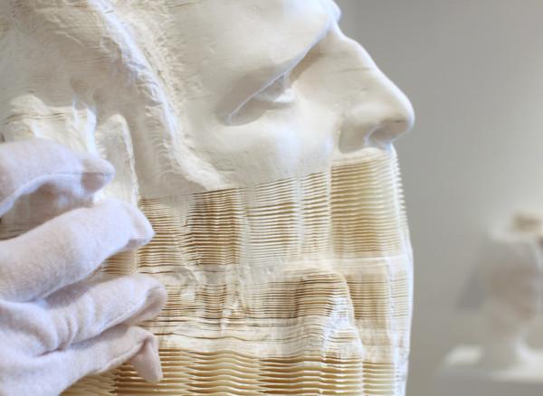 Bust of Marseilles, 2012 (detail)
