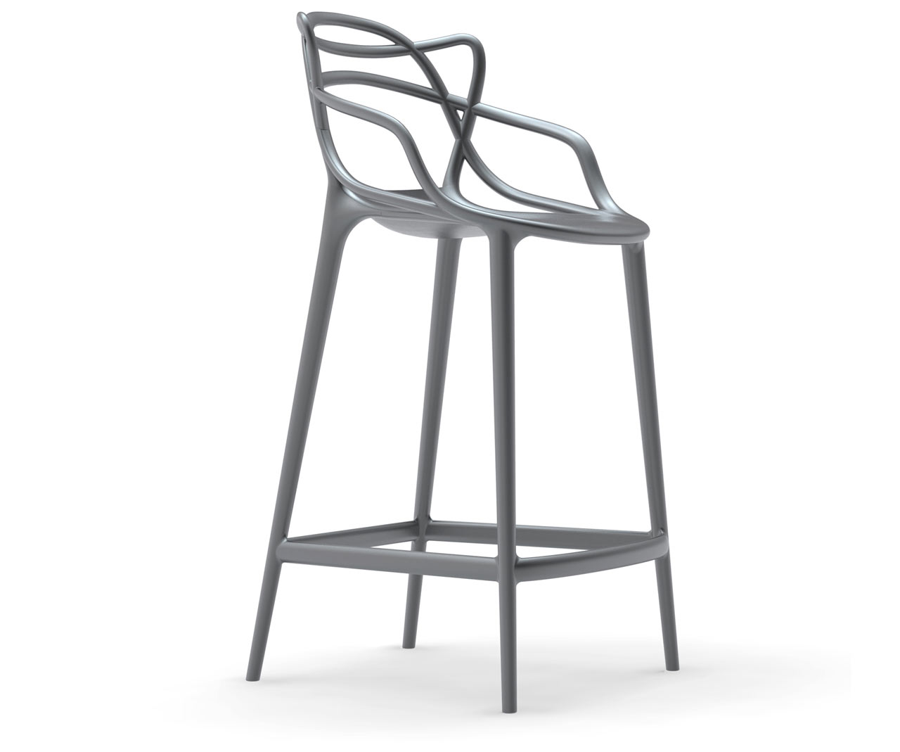 MASTERS-stool-for-Kartell-eugeni-quitllet-Starck-1
