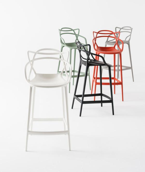 MASTERS-stool-for-Kartell-eugeni-quitllet-Starck-4  sc 1 st  Design Milk & Masters Bar Stool by Starck \u0026 Quitllet for Kartell - Design Milk islam-shia.org