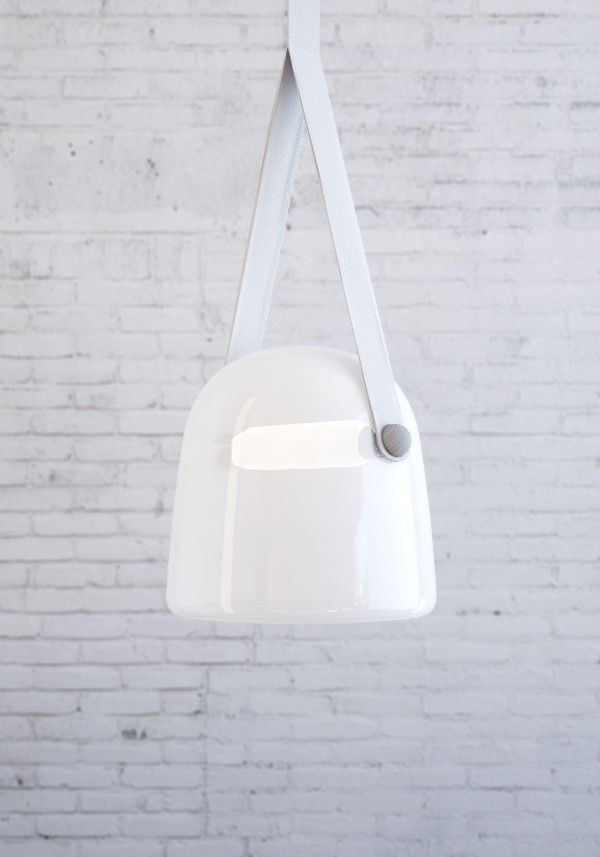 Mona Lighting by Lucie Koldova for Brokis in main home furnishings  Category