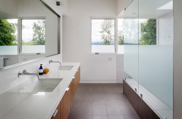 A Lakeside Summer Retreat in Seattle by CCS Architecture in architecture Category